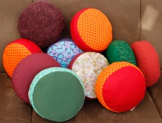 Yoga Meditation Cushions