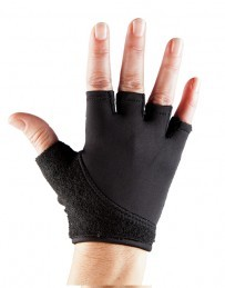 Grip Gloves Sporthandschuhe Black L