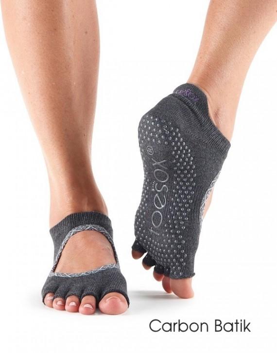 Half-Toesox BELLARINA S / Carbon Batik
