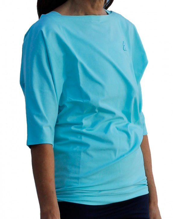 "ESPARTO Half-Sleeve Shirt ""Sadaa"" XXL / Mint"