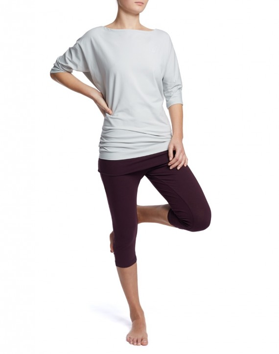 "ESPARTO Set ¾ Yoga Pants ""Thanda"" & Half Sleeve Shirt ""Sadaa"""