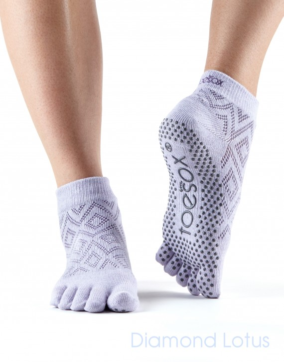 Full-Toesox ANKLE S / Diamond Lotus
