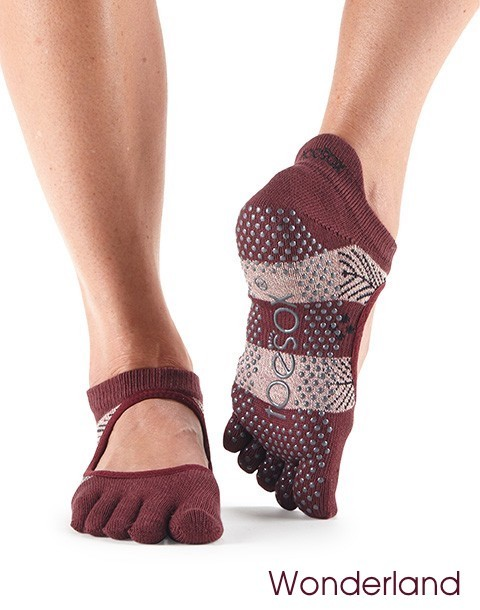 Full-Toesox BELLARINA M / Wonderland