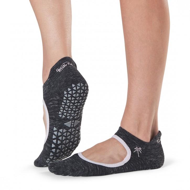 "Tavy Noir ""Emma"" Grip Socks M / Lava"
