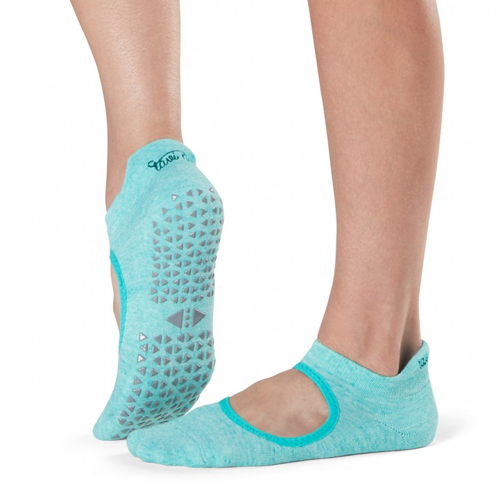 "Tavy Noir ""Emma"" Grip Socks S / Surf"