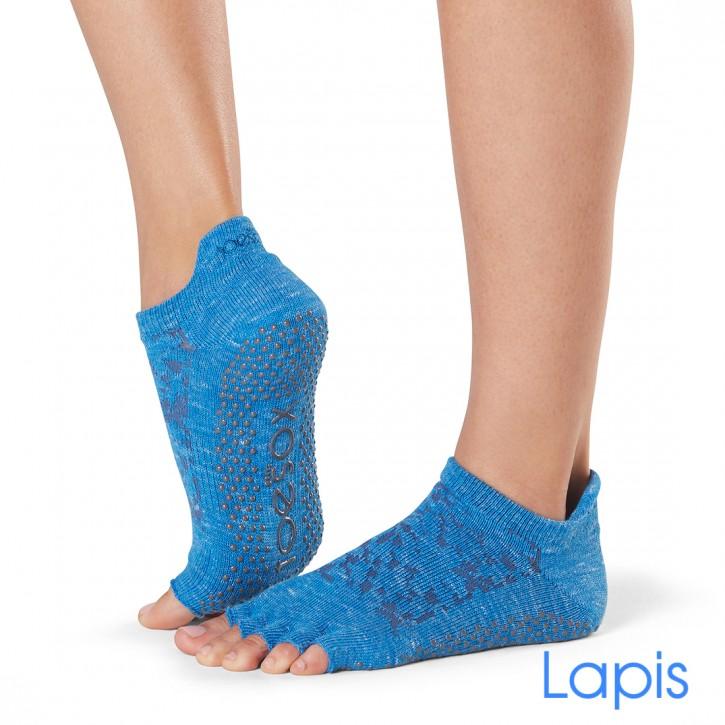 Half-Toesox LOWRISE M / Lapis