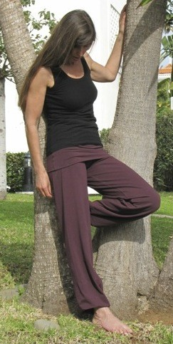 ESPARTO Ladies' Set Sooraj & Auron (yoga pants with tanktop)