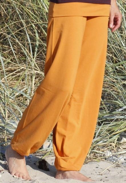 "ESPARTO Yoga- und Pilateshose ""Sooraj"" Currygelb / XXL"