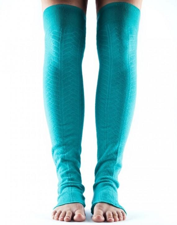 Toesox Leg Warmer Open Heel