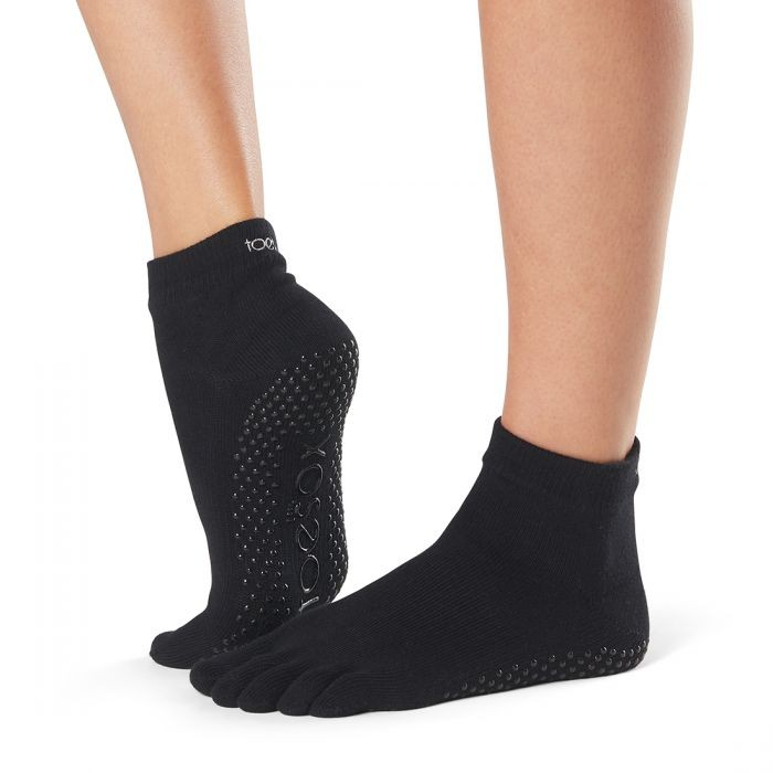 Full-Toesox ANKLE Schwarz / S
