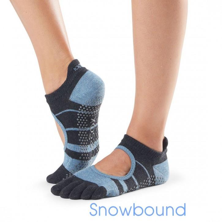 Full-Toesox BELLARINA M / Snowbound