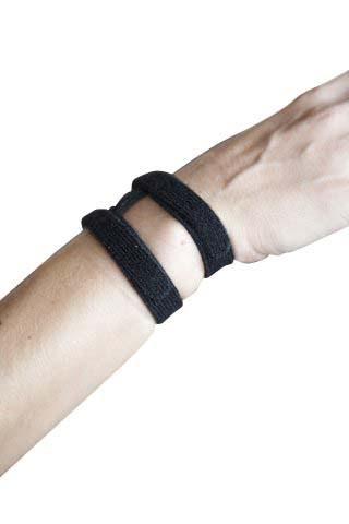 Stützband / WristWidget Schwarz / universal