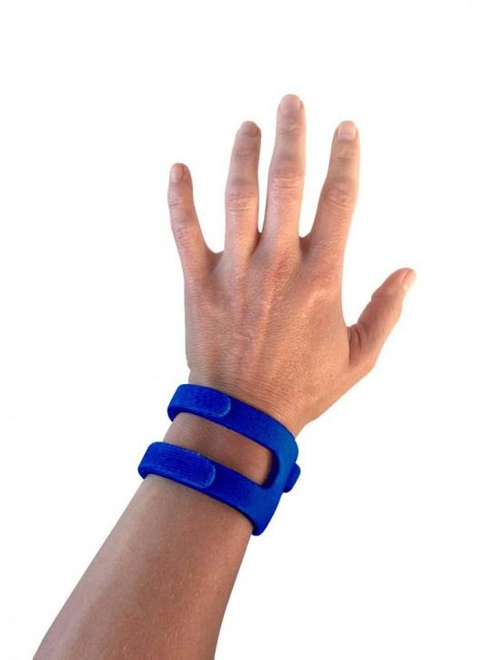 Stützband / WristWidget universal / Blau