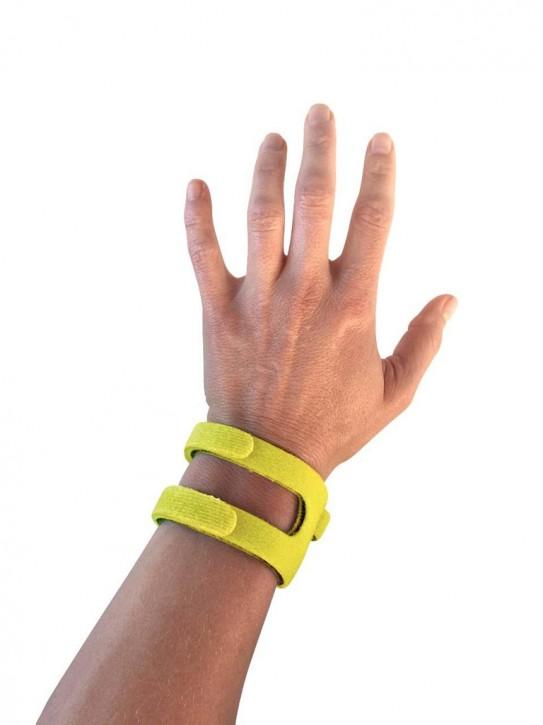 Stützband / WristWidget universal / Gelb