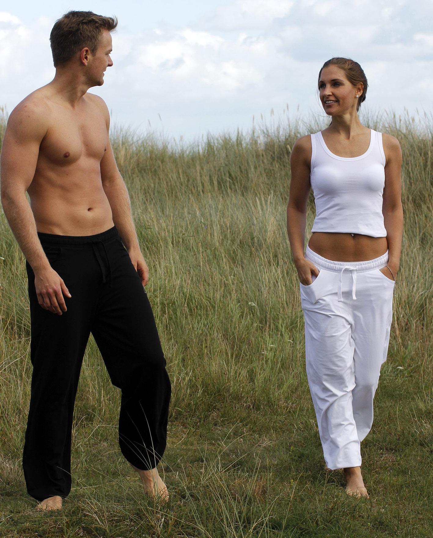 "ESPARTO Yoga Pants Men ""Sitaara"" & Ladies ""Boyfriend Style"