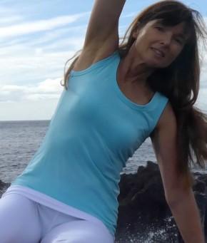 "ESPARTO Yoga-Tanktop ""Auron"""