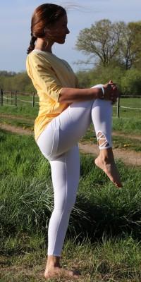 "ESPARTO Yoga Leggings ""Mala"" second rate quality"