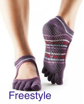 Full-Toesox BELLA with Grip