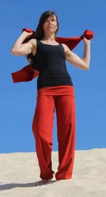 """ESPARTO Yoga- und Pilateshose """"Sooraj"""" - Das Original"""